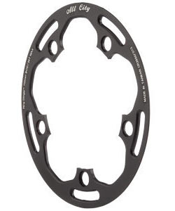 All-City Cross Wizard Chainring Guard BCD: 110mm