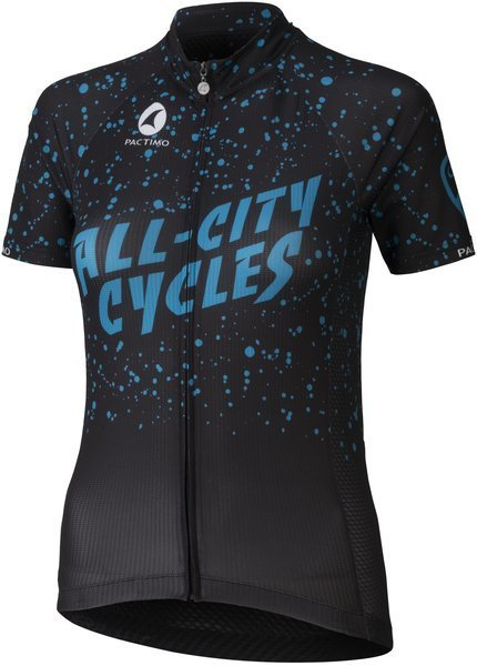 All-City Electric Boogaloo Jersey Color: Black