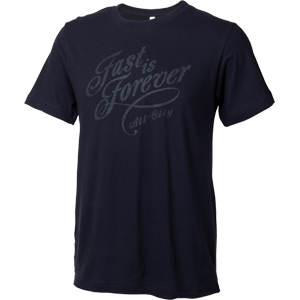 All-City Fast is Forever Tee Color: Black