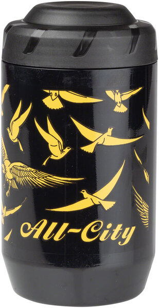 All-City Fly High K.E.G. Color: Black/Gold