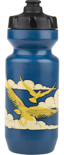 All-City Fly High Bottle Color: Blue/Gold