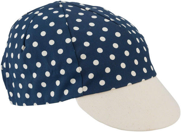 All-City Get Action Cycling Cap Color: Blue/Natural