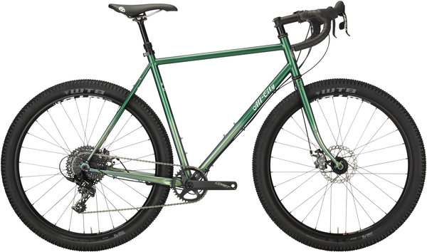 All-City Gorilla Monsoon Color: Green Fade