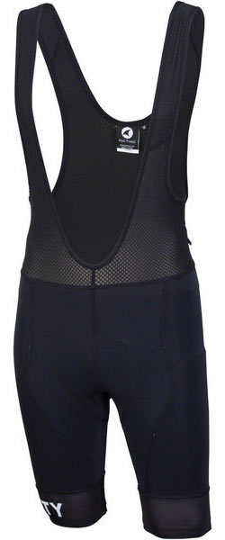 All-City Perennial Men's Bib Shorts Color: Blue/Black