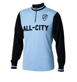 All-City Long Sleeve Wool Jersey