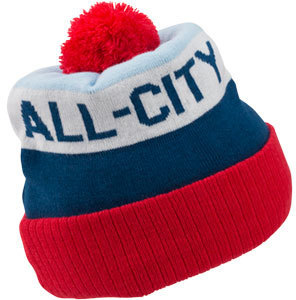 All-City Sleddin' Cap Color: Red/White/Blue