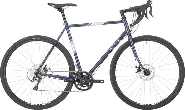 All-City Space Horse Tiagra Color: Neptune Blue