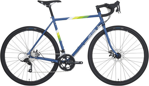 All-City Space Horse Disc Color: Blue/White