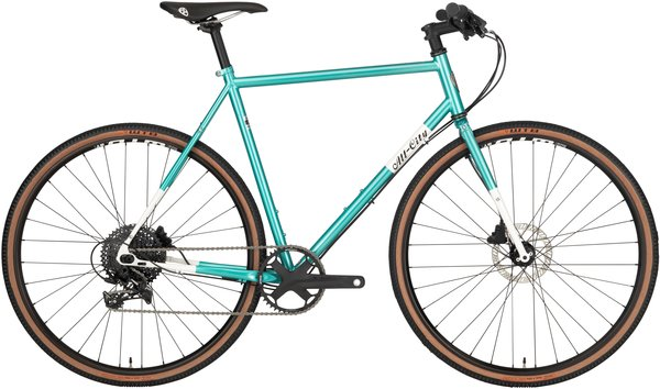 All-City Super Professional Apex 1 Bike Color: Blue Panther