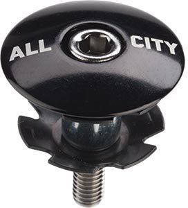 All-City Top Cap Color: Black