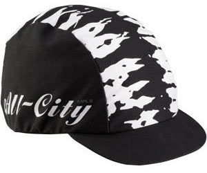 All-City Wangaaa! Cap Color: Black/White