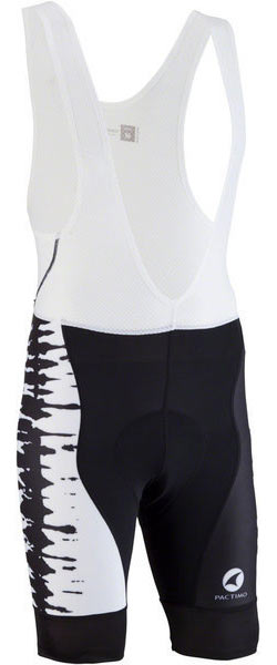 All-City Wangaaa! Men's Bib Shorts Color: Black/White