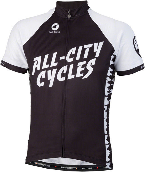 All-City Wangaaa! Men's Jersey Color: Black/White