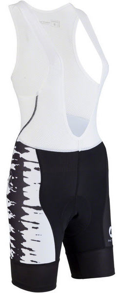 All-City Wangaaa! Women's Bib Shorts Color: Black/White