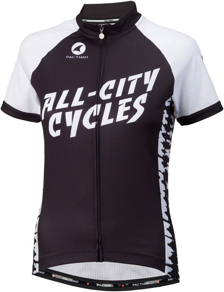 All-City Wangaaa! Women's Jersey Color: Black/White