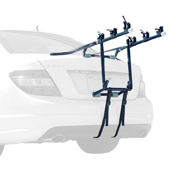 Allen Deluxe 3-Bike Carrier Trunk Rack