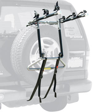 Allen Premium 3-Bike Spare Tire Carrier