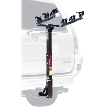 Allen Deluxe 3-Bike Carrier Hitch Rack