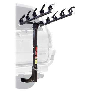 Allen Deluxe 5-Bike Carrier Hitch Rack