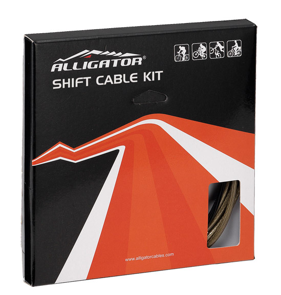 Alligator PTFE-Coated Shimano Shift Cable