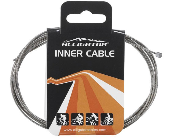 Alligator Galvanized Shimano Shift Cable