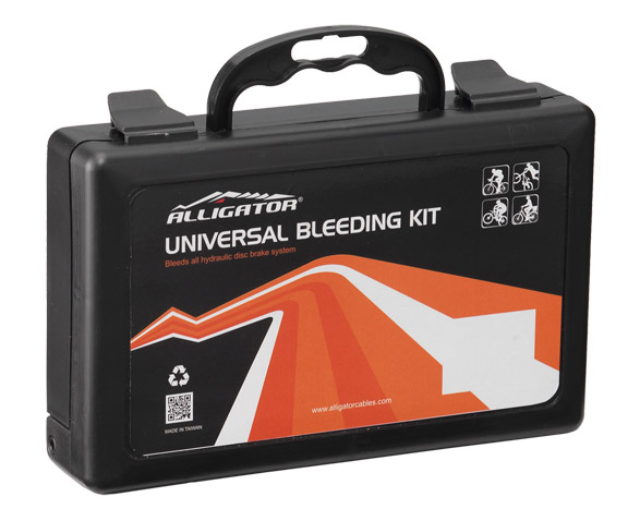 Alligator Universal Disc Brake Bleed Kit