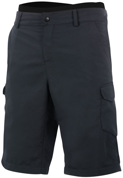 Alpinestars Rover Shorts Color: Black/Lunar Rock