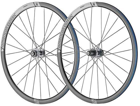 American Classic Argent Disc Tubeless Wheelset