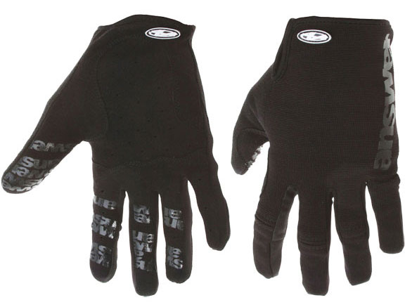 Answer Products Answer WON Gloves Color: All Black