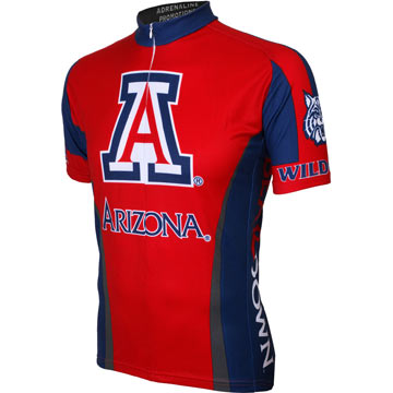 Adrenaline Promotions Arizona Jersey Color: Red