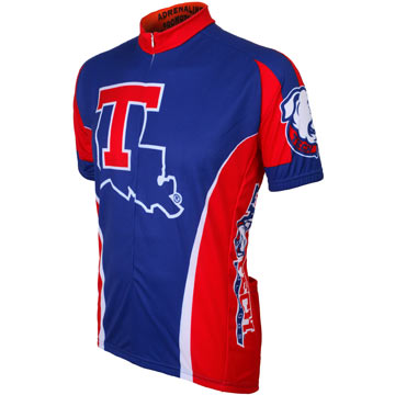 Adrenaline Promotions Louisiana Tech Jersey