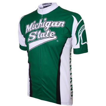 Adrenaline Promotions Michigan State Jersey