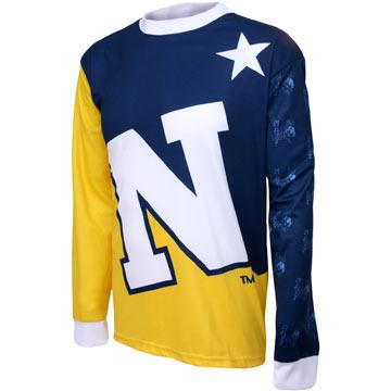 Adrenaline Promotions Navy MTB Jersey