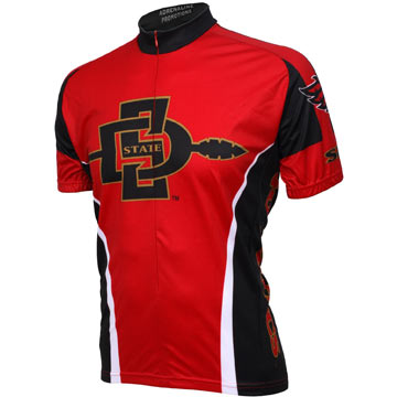 Adrenaline Promotions San Diego State Jersey