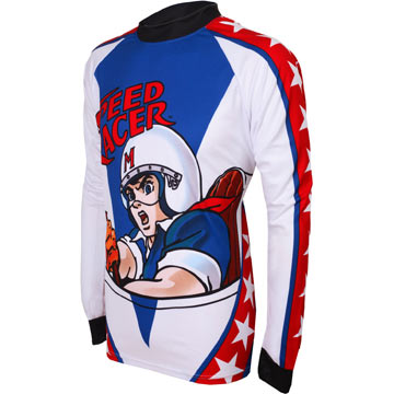 Adrenaline Promotions Speed Racer MTB Jersey