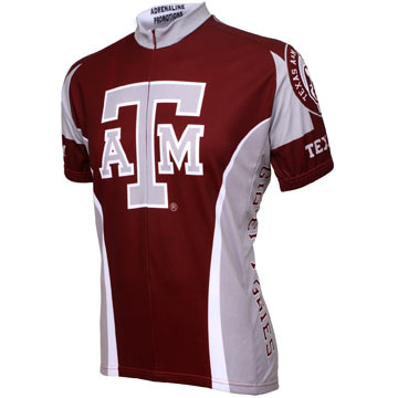 Adrenaline Promotions Texas A&M Jersey