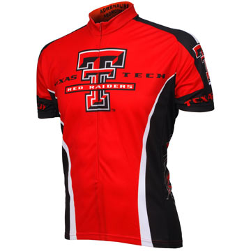 Adrenaline Promotions Texas Tech Jersey