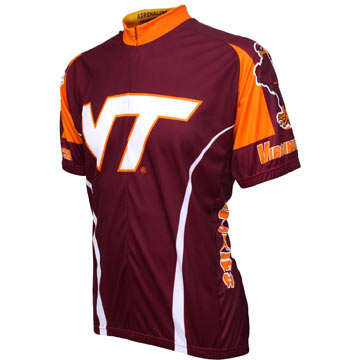 Adrenaline Promotions Virginia Tech Jersey