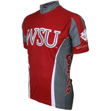 Adrenaline Promotions Washington State Jersey