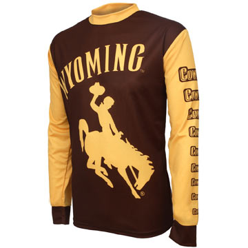 Adrenaline Promotions Wyoming MTB Jersey