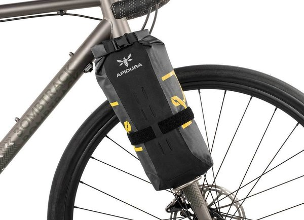 Apidura Expedition Fork Pack Color: Grey/Black