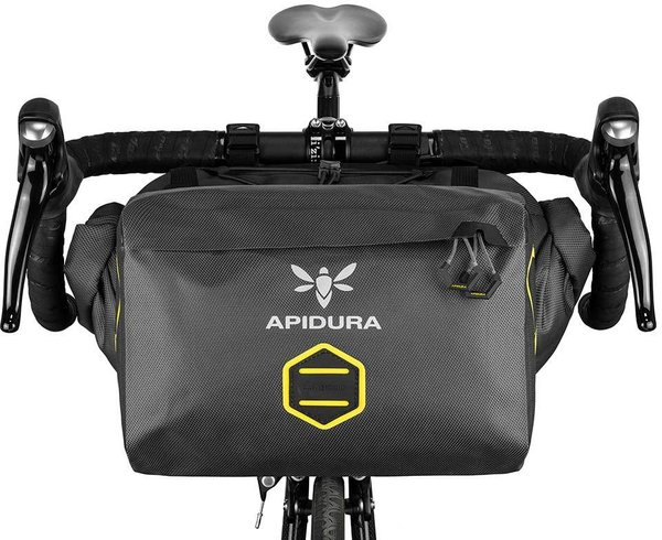 Apidura Expedition Accessory Pocket Color: Dark Grey/Black
