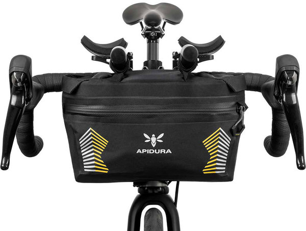 Apidura Racing Handlebar Pack (5L) Color | Gear Capacity: Black | 5L
