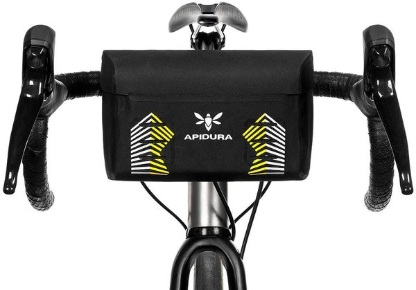 Apidura Racing Handlebar Mini Pack (2.5L) Color | Gear Capacity: Black | 2.5L
