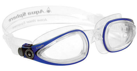 Aqua Sphere Eagle Goggle Color: Blue Frame