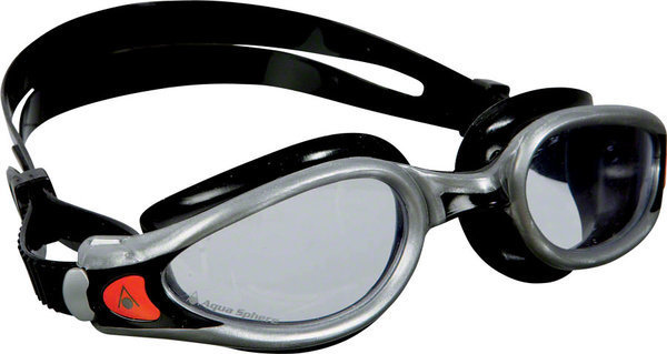 Aqua Sphere Kaiman Exo Goggle Color | Lens: Silver/ Black | Clear