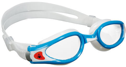 Aqua Sphere Kaiman Exo Small Fit Goggle Color | Lens: Baia/White | Clear