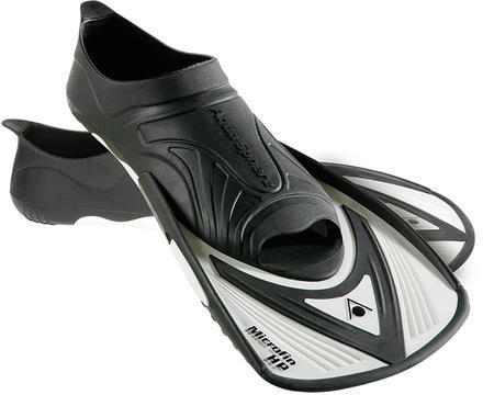 Aqua Sphere Microfin HP Fins Color: Black/White