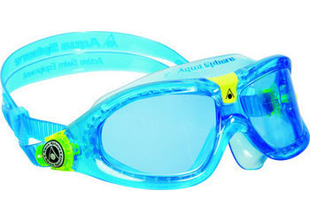 Aqua Sphere Seal Kid 2 Mask Color | Lens: Aqua/Lime Accent | Blue Lens
