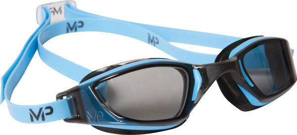 Aqua Sphere Xceed Lady Goggle Color | Lens: Blue/Black | Smoke